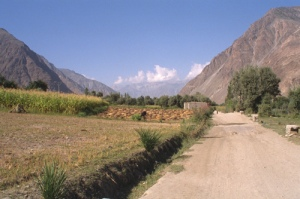 Chatorkhand Ishkoman valley